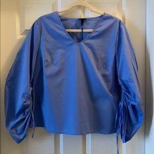 Who What Wear Target blouse size L